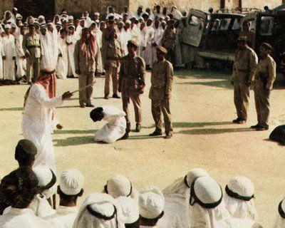saudi behading woman